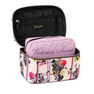 Victoria's Secret - 格安‼️可愛い花柄ポーチセット VS 新品タグ付き ピンク