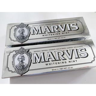 MARVIS - MARVISホワイトニングミント 歯磨き粉 85ml 2本セット