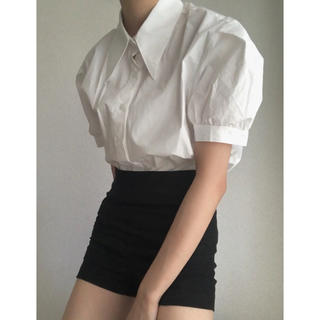 papermoon puff shirt blouse