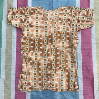 マライカ(MALAIKA)の20 トップス Tシャツ カットソー エスニック アジア クルタ⑳(Tシャツ(半袖/袖なし))