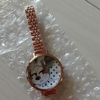 ミッキーマウス - 新品☆ミッキーマウス腕時計☆ミニーマウス腕時計☆ディズニー腕時計☆キャラクター