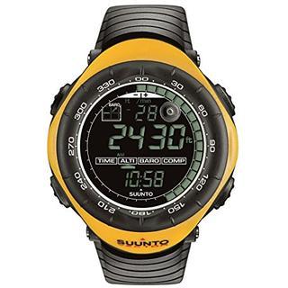 スント(SUUNTO)の⭐︎新品⭐︎ SUUNTO VECTOR イエロー スント ベクター (腕時計(デジタル))