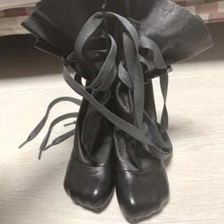 ヴィヴィアンウエストウッド(Vivienne Westwood)のヴィヴィアン 猫足ブーツ(ブーツ)