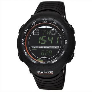 スント(SUUNTO)の⭐︎新品⭐︎ SUUNTO VECTOR ブラック スント ベクター(腕時計(デジタル))
