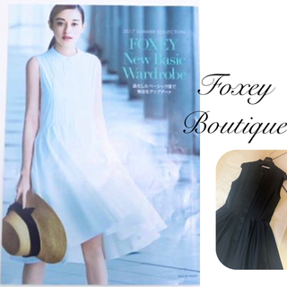 FOXEY - FOXEY Boutique♡ 25ans掲載 2017年ワンピース