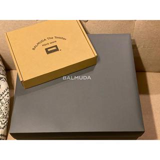 バルミューダ(BALMUDA)のバルミューダ トースター  新品未開封(調理機器)