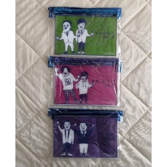 キリン×吉本オリジナルクリアポーチ エンタメ/ホビーのタレントグッズ(お笑い芸人)の商品写真