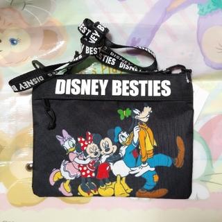 Disney - ディズニー ベスティーズ ショルダーバッグ サコッシュ