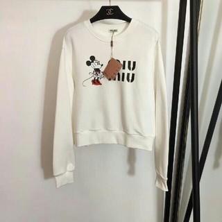 miumiu - MIUMIU スウェットシャツ