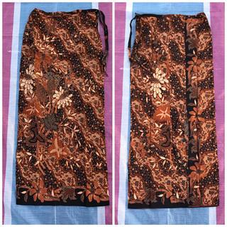 マライカ(MALAIKA)の56 インド エスニック アジア ヒッピー バティック タイトスカート(ロングスカート)