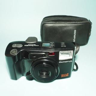 オリンパス フィルムカメラ Infinity Zoom200 実写サンプル有