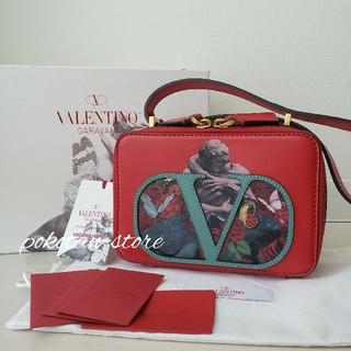 VALENTINO - 未使用【ヴァレンティノ×アンダーカバーコラボ】Vストリング ショルダーバッグ