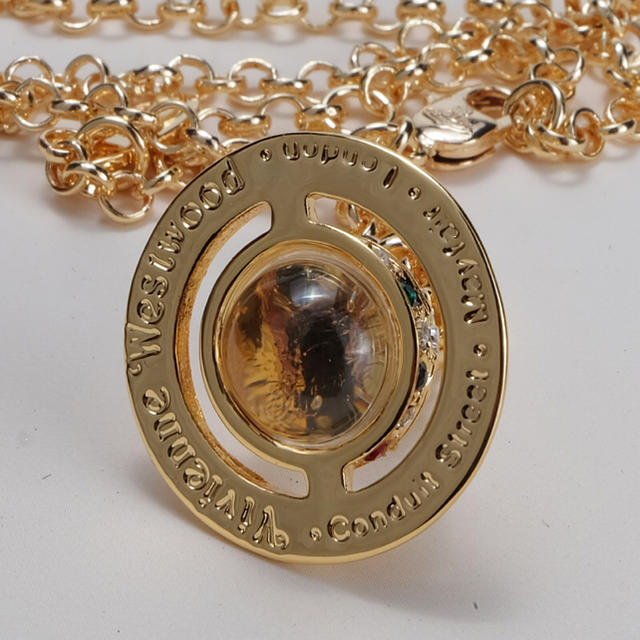 Vivienne Westwood(ヴィヴィアンウエストウッド)のネックレス レディースのアクセサリー(ネックレス)の商品写真