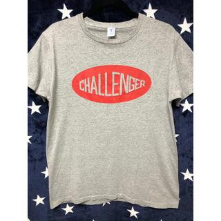 NEIGHBORHOOD - チャレンジャー X ベルバシーン Wネーム Tシャツ 濃グレー 美品 激レア
