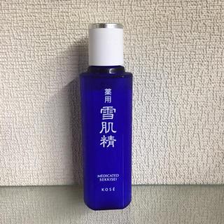 セッキセイ(雪肌精)のKOSE 薬用 雪肌精 化粧水 140ml(化粧水/ローション)