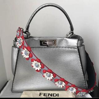 フェンディ(FENDI)の美品 FENDI ストラップユー (バッグチャーム)