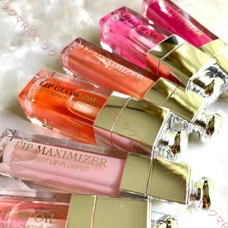 Dior - 【6本セット新品箱なし】ディオール アディクト マキシマイザーリップグロウオイル