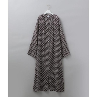 BEAUTY&YOUTH UNITED ARROWS - 定価以下!6(ROKU)SQUARE PRINT DRESS/ワンピース