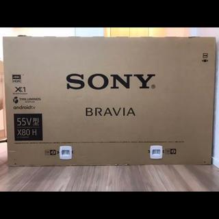 SONY - SONY BRAVIA X8000H 55V型 4K テレビ