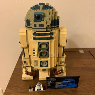 レゴ(Lego)の激レア❗️LEGO スターウォーズ R2-D2(SF/ファンタジー/ホラー)