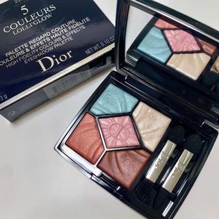 Dior 「サンク クルール」257 シュガー シェード