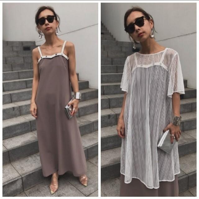 Ameri VINTAGE(アメリヴィンテージ)のAmeri  MY ELABORATE TEE レディースのトップス(Tシャツ(半袖/袖なし))の商品写真