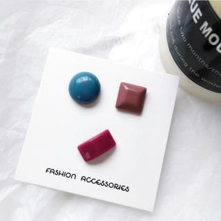 アメリヴィンテージ(Ameri VINTAGE)のcolour  pierce 〻(ピアス)