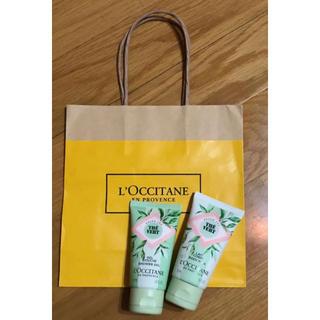 L'OCCITANE - 新品★ロクシタン グリーンティー