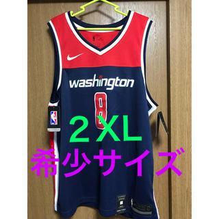 ナイキ(NIKE)のワシントンウィザーズ 八村塁 バスケットボール ユニフォーム 2xl(バスケットボール)