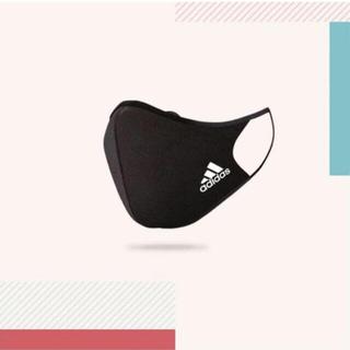 adidas - 再値下げ!新品 adidas  フェイスカバー M/L 黒 ブラック