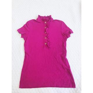 トリーバーチ(Tory Burch)のTORY BURCH カットソー(Tシャツ(半袖/袖なし))