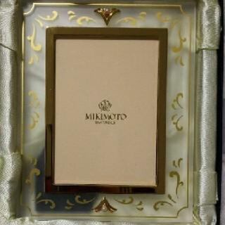 ミキモト(MIKIMOTO)のMIKIMOTO❇️写真たて(フォトフレーム)