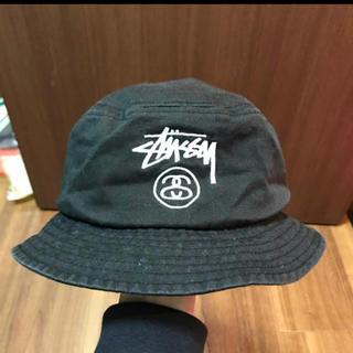 ステューシー(STUSSY)のSTUSSY バケットハット 帽子(ハット)