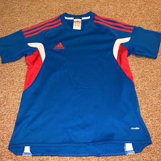 adidas - adidas アディダス ドライTシャツ サッカー フットサル 140