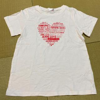 ジェニィ(JENNI)のジェニィラブ Tシャツ 140(Tシャツ/カットソー)