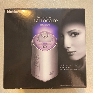 Panasonic - イオンスチーマー ナノケア