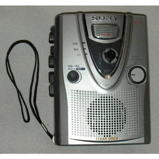 ソニー(SONY)の動作品:Sony ソニー カセットテープレコーダー TCM-400(ポータブルプレーヤー)