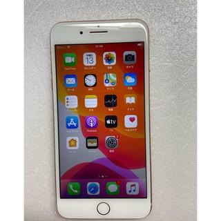 iPhone - Iphone8 Plus 64Gb ゴールド ソフトバンク残債なし
