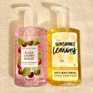 Bath & Body Works - Sunshine Lemon ジェル 2本