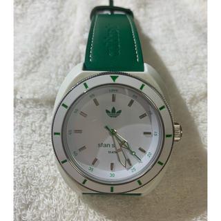 adidas - スタンスミス 時計 緑