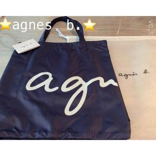 agnes b. - ⭐️アニエスべーエコバック⭐️2020年新作✨