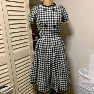 ガニーサックス(GUNNE SAX)の50s vintage dress(ひざ丈ワンピース)