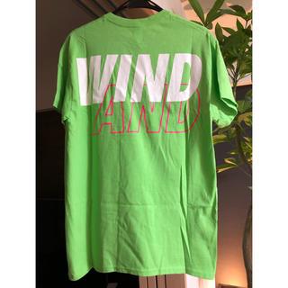 シー(SEA)のウィンダンシー wind and sea (Tシャツ/カットソー(半袖/袖なし))