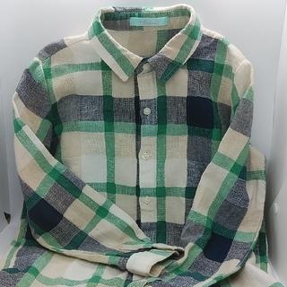古着 長袖シャツ 140(ブラウス)