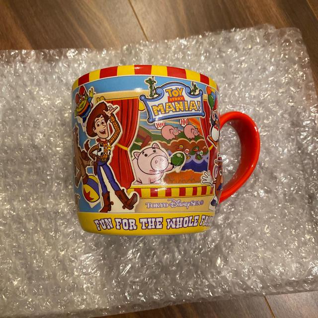 Disney(ディズニー)のトイストーリー マグカップ インテリア/住まい/日用品のキッチン/食器(グラス/カップ)の商品写真