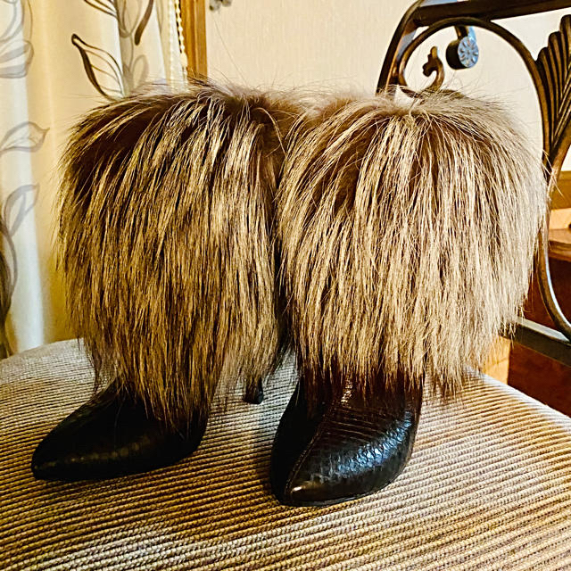 Sergio Rossi(セルジオロッシ)の売り切りました メンズの靴/シューズ(ブーツ)の商品写真