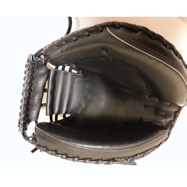 ONYONE(オンヨネ)の〈特別割引きあり‼︎〉アイピーセレクト アルモニーアキャッチャーミット スポーツ/アウトドアの野球(グローブ)の商品写真