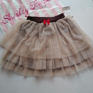Shirley Temple - シャーリーテンプル チュール スカート 110 新品