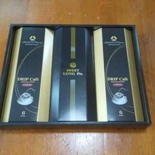ホテルオークラ    ギフトセット    ドリップコーヒー&菓子(ロングパイ)