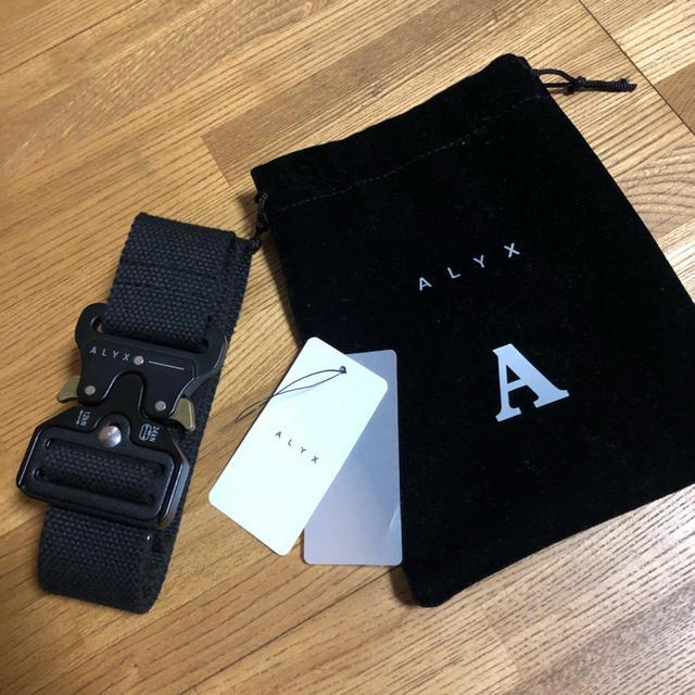 dude9 ALYX ベルト 新品未使用 メンズのファッション小物(ベルト)の商品写真